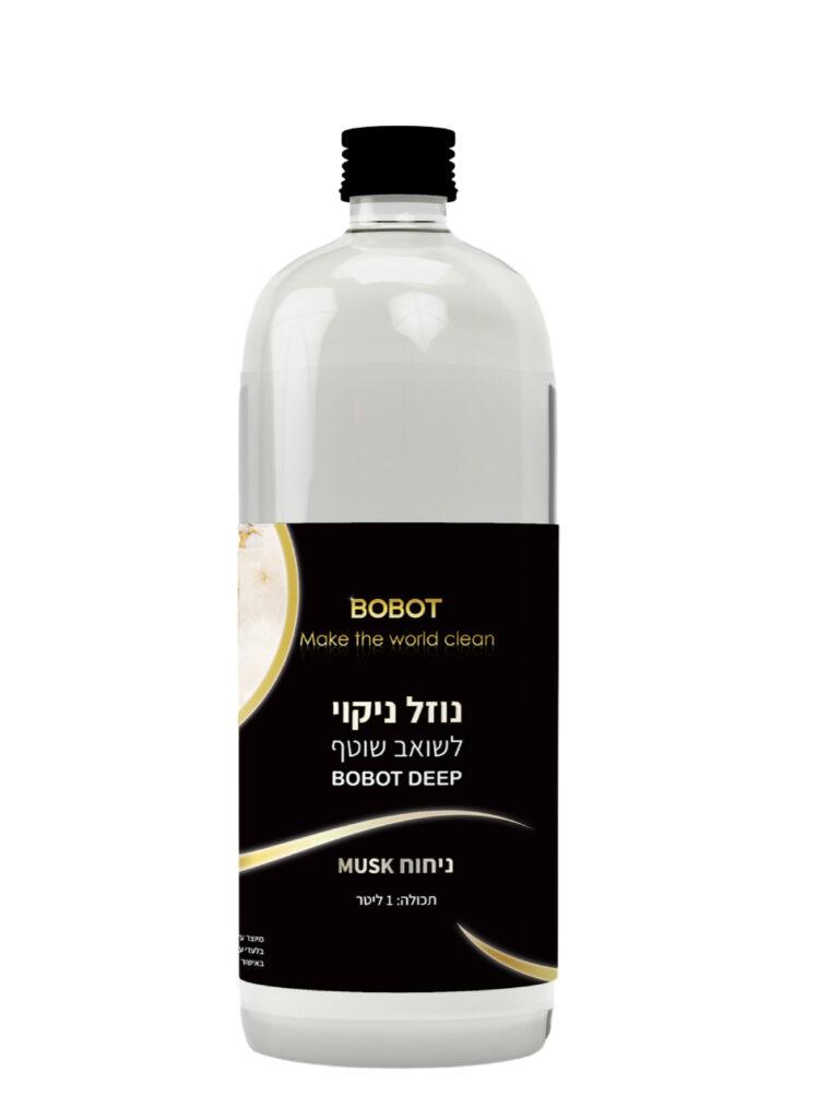 נוזל ניקוי BOBOT ניחוח מאסק